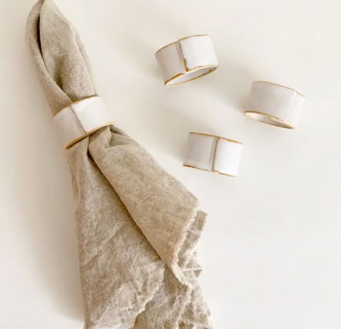 Napkin Rings – Set of 4