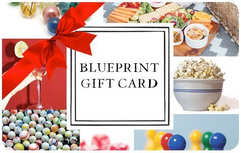 Blueprint Gift Card