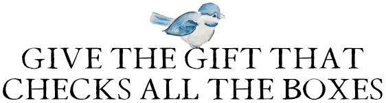 Give The Gift That Checks All The Boxes
